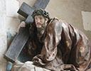 Jésus Mise au tombeau église saint Jean Baptiste à Chaource