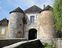 Porte saint Nicolas - Ervy le chatel - Petite cité de caractère