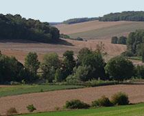 coline nature preserve en pays dothe randonnee
